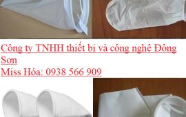 Túi lọc vải NMO ngành công nghiệp giấy và bột giấy